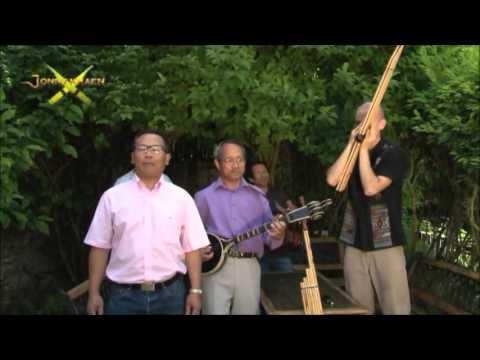 Jonny Plays Khaen แคน Lum Tang Vai ลำตังหวาย Morlum Lao