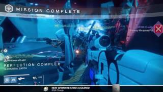 Destiny Wrath of the Machines - Server/Cube Room Monitor | Daikhlo
