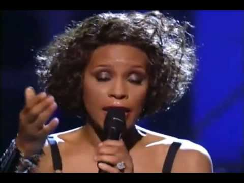 Whitney Houston performing I Will Always Love You HD com legenda.