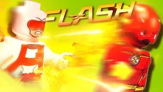 "LEGO The Flash: Crimson Comet - Episode 6 ""Race Against Time"""