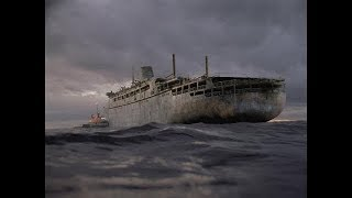 Creepy Ghost Ship Sails The World's Seas Unmanned For 38 Years