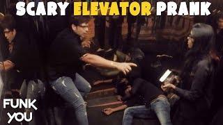 Scary Elevator Prank feat. Karan Kundrra (1921) | Funk You