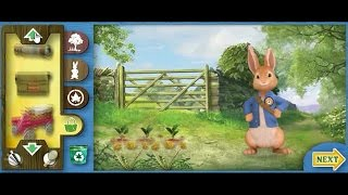 Peter Rabbit Full Episode - Nick Jr Game - Peter Rabbit Make a Scene! (Peter Rabbit Games)