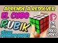 Download Video Download COMO RESOLVER EL CUBO DE RUBIK 3x3 - Tutorial Fácil para Principiantes - Español - Xole Rubik 3GP MP4 FLV