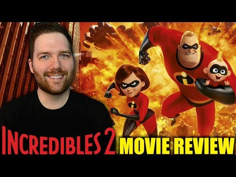 Download Incredibles 2 - Movie Review HD Mp4 3GP Video and MP3