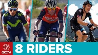 8 Riders To Watch At The 2017 Giro d'Italia