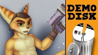 Clank Me Daddy - Demo Disk Gameplay