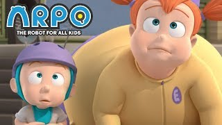 ARPO The Robot For All Kids - Crazy Mind Control | Compilation | Cartoon for Kids
