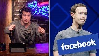 Facebook Helps Ex-Muslim Get Death Sentence! | Louder With Crowder