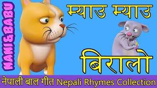 Nepali Rhymes Collection | लोक प्रिय नेपाली बाल गीत | baal geet 💖