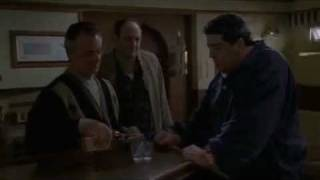The Sopranos- Pussy's Death