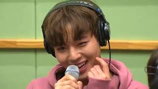 [ENGSUB/CC] Kiss the radio with Wanna One
