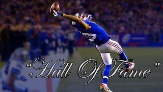 Odell Beckham Jr - | Hall Of Fame |