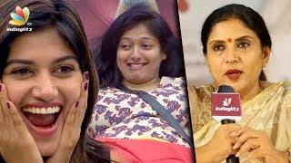 Gayathri Raghuram decides the fate of Tamilnadu ?? : Sripriya Interview   Reelah Realah, Bigg Boss