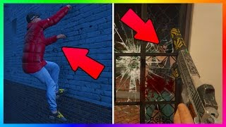 NEW GTA ONLINE HIDDEN FEATURES, SECRET DETAILS, EPIC THINGS & GTA 5 GLITCHES YOU NEED TO KNOW ABOUT!