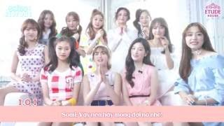 [SmileSejeongVN][Vietsub] I.O.I @ Life is sweet Festival