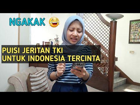 Pusisi dari TKW untuk Indonesia Tercinta