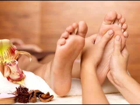 How To Give Someone a Foot Massage