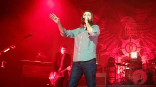 THIRD DAY LIVE 2011: LIFT UP YOUR FACE + I GOT A FEELING (Davenport, IA)