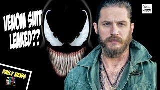 Venom Suit Leaked   Venom Brisk Reveal Explained   #NerdyNews