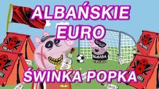 ŚWINKA POPKA #4 - ALBAŃSKIE EURO