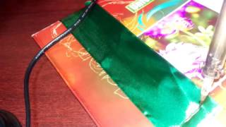 Cutting fabric with soldering iron, best hack for no hotKnife