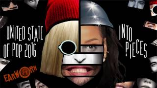 DJ Earworm Mashup - United State of Pop 2016 (Into Pieces)