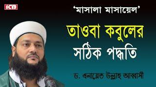 এনায়েত উল্লাহ্ আব্বাসী Dr. Anayet Ullah Abbasi 2018| Cox's Bazar|ICB Digital