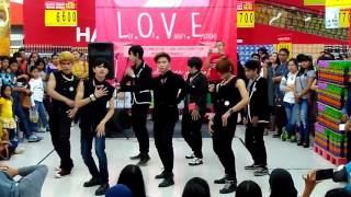 SBC [ DANCE COVER ] 유키스 U-KISS Neverland + intro Time to Go