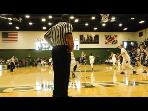 McPhail basket Garrison Forest/Indian Creek basketball IAAM C final 02/19/17