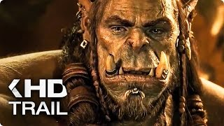 WARCRAFT Movie TV Trailer (2016)