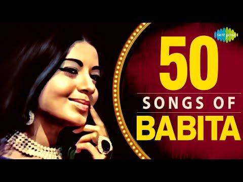 Xxx Mp4 Top 50 Songs Of Babita Kapoor बबिता के 50 गाने HD Songs One Stop Jukebox 3gp Sex
