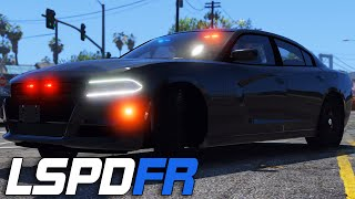 LSPDFR #160 - Unmarked Charger!