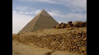 شاهد احدث الاكتشافات كيف بنيت الاهرامات