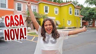 TOUR PELA CASA EM ORLANDO! - JULIANA BALTAR