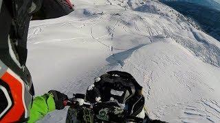 GoPro Awards: Snowmobile Gap Miscommunicaton