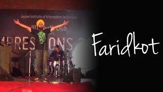 Faridkot Live at JIIT Noida