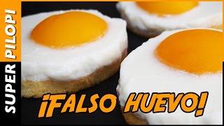 ¿Pastel HUEVO FRITO FALSO por 3 euros?
