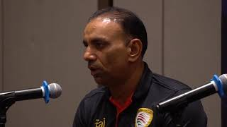AFC U-16 Malaysia 2018 Pre Match Press Conference: Group B