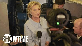 Hillary Clinton Realizes It's a Close Race with Trump | THE CIRCUS | SHOWTIME
