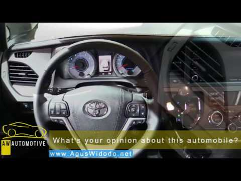 Toyota Sienna 2018 give Review Scores to this new Car Autos 1 for min and 100 for max points