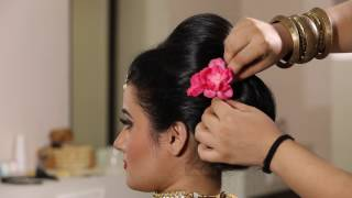 How to Bridal Hairstyle 2