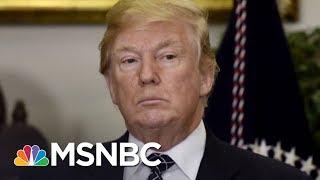 President Trump Denies It, But A Senator Confirms Trump Said