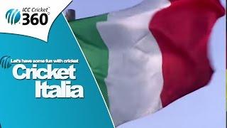 ICC Cricket 360 feature on Cricket Italia
