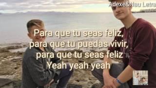 Es amor letra - Adexe & Nau