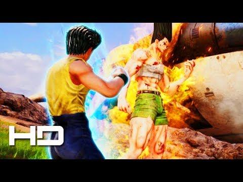 Xxx Mp4 Yusuke Meets Gon JUMP FORCE 3gp Sex