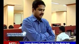 ENTERPRISING ENTREPRENEURS _EP_07_ PART_1_SRINATH RAJARAM, CEO - NP COMPETE