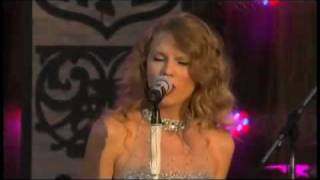 """Taylor Swift """"Mine"""" (Live concert at NLF Opening Kickoff 2010)"""