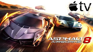 Asphalt 8: Airborne (by Gameloft) - Apple TV - HD Gameplay Trailer (tvOS)