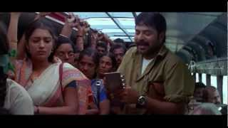 Bus Conductor Malayalam Movie | Malayalam Movie | Police Arrest Mammooty | 1080P HD